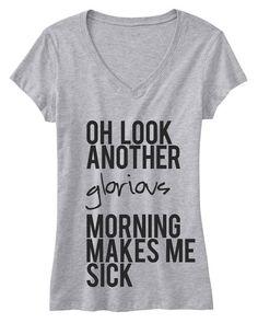 """Hocus Pocus T-Shirt """"Glorious Morning"""""""