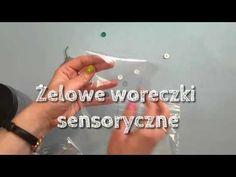 Woreczki sensoryczne dla dzieci - zabawa zamiast tabletu. Sensoryczny tablet - YouTube