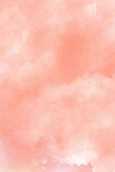 Download Peach in Pink Watercolor Wallpaper | CellularNews