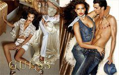 BModels: Irina Sheik - Guess Spring/Summer 2009 Campaign GG's tiny times ♥