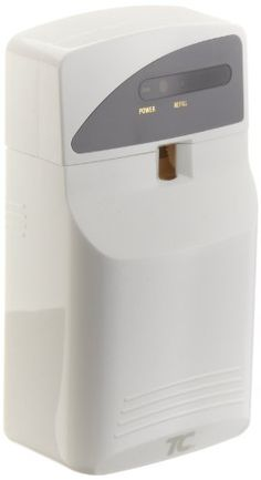 Rubbermaid Commercial FG400695 Pump System Automatic Dry Spray Odor Control Dispenser LED White * Be sure to check out this awesome product.