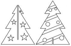 Kerstboom knutselen - Het Nieuwsblad