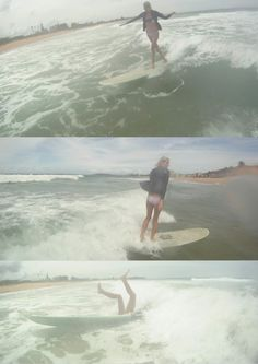 Sea queen; when i try to surf