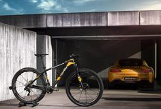 ROTWILD GT S mountain bike, mercedes on two-wheels: http://www.playmagazine.info/rotwild-gt-s-mountain-bike-mercedes-on-two-wheels/