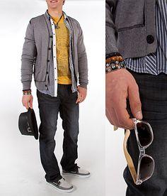'Clear Thinking'  #buckle #fashion  www.buckle.com