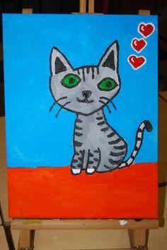 dieren schilderen