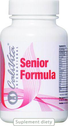 Senior Formula: multiwitamina dla osób starszych