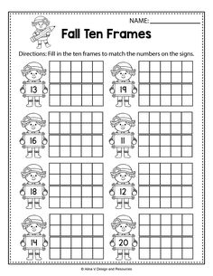 These FREE Fall worksheets for kindergarten are the perfect printable for your classroom. These can be used with kindergarten and first grade kids. I used these activity worksheets during Halloween and Thanksgiving as well. My students practice kindergarten literacy and math, CVC words, kindergarten couting, number words and more using this freebie. You can use these in November and October to practice phonics for free. Literacy Worksheets, Kindergarten Worksheets, Writing Activities, Thanksgiving Worksheets, Teen Numbers, Autumn Activities For Kids, Free Teaching Resources, Number Recognition, First Grade Teachers