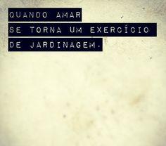 http://residuofinal.blogspot.com.br/2012/01/aceitacao.html  #residuofinal #jardinagem #amor #frases