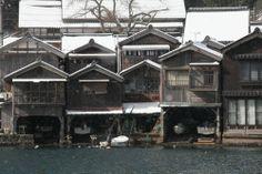 伊根の舟屋 ine:beautiful villages