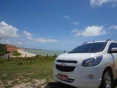 Passeios pelas praias em Cumuruxatiba.  Na foto: Praia da Japara