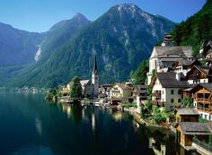 Hallstatt is one of the most beautiful places in Europe - Austria