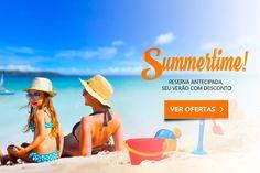 Se você estava esperando uma super promoção para planejar as férias de fim de ano, ela chegou! É a promoção Summertime Zarpo que oferece descontos reais para passar férias em grande estilo. Confira no blog!  http://www.vidadeturista.com/promocoes/promocao-summertime-zarpo.html  #promocao #summertime #zarpo
