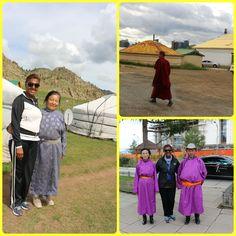 Momentos da tradição mongol