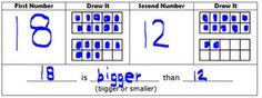 Math Coach's Corner: Comparing Numbers Using Ten-Frames
