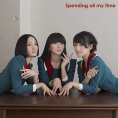 Art Work Japan: Perfume - Spending all my time