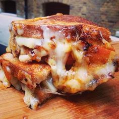 All Up In My Grill(ed Cheese): London's Best Toasties - Melt your brain.