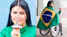 Dijo no al aborto, quedó parapléjica y ahora brillará en Juegos Paralímpicos Río 2016.