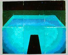 DAVID HOCKNEY: WORKS / Paper Pools
