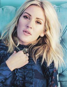 Ellie Goulding, Hair by Tyler Johnston Ellie Golding, Cara Delvingne, Celebs, Celebrities, Celebrity Weddings, Female Singers, Celebrity Photos, Role Models, Beautiful People