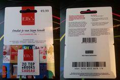 3 december 2014: Een prepaid ebook-abonnement bij Elly's Choice (mbv een cadeaukaart) December, Gift, December Daily