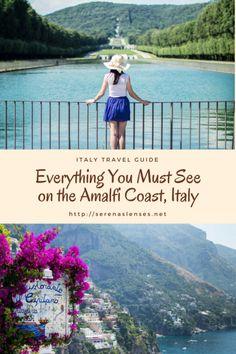 Amalfi Coast Italy Travel Guide