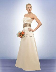 Levkoff Bridesmaids Dress - Style #966