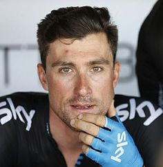 GIRO 2014 - 11 (249 km, Collecchio - Savona) : Bernhard Eisel (Austria / Team Sky). Photo: © Bettini Photo