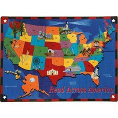 Read Across America Classroom Rugs at SCHOOLSin