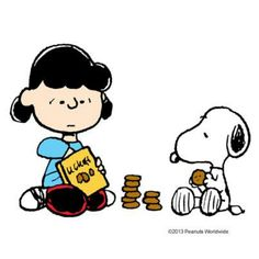 Original Pinner Wrote :Snoopy and lucy and chocolate chip cookies! ((But I think they're crackers, not chocolate chip cookies))