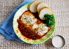 Order Chef Allison's Shakshuka for $9 on mytable.org