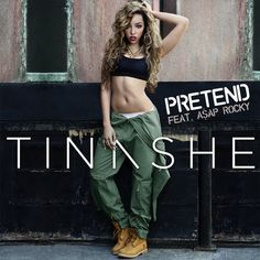 "R&B newcomer Tinashe gets an assist from ASAP Rocky for their new collab titled ""Pretend"". Produced by Detail. This is the latest single from her upcoming debut album Aquarius, which hits stores on October Listen to ""Pretend"" on page Fashion Sites, Hip Hop Fashion, 2010s Fashion, Women's Fashion, Fashion Trends, Pia Mia, Tinashe, Hip Hop And R&b, Female Singers"