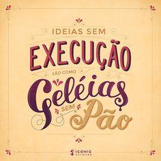 ICONIC: Frases Pela Jornada on Typography Served