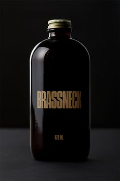 VANCOUVER, CANADA  Lately, it seems, Vancouver has really been setting the standard for how  classy and sleek your standard beverage-provider can be. So maybe it should  come as no surprise that the city in British Columbia has done it again,  this time with Brassneck Brewery. Post Projects, also out of Vancouver, was  commissioned to design the brand – from visual identity to packaging,  print, website and illustration.