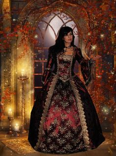 Crazy, Freaky and Fun Gothic Wedding Dresses