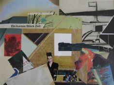 Ein kurzes Stück Zeit - (c) Elisabeth Rütsche Collage Kunst, Picasso, Collagen, Art Education Resources
