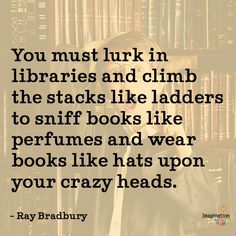 libraries rock! Its