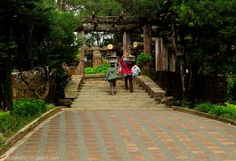 Baguio Today: Wright Park, May 2013