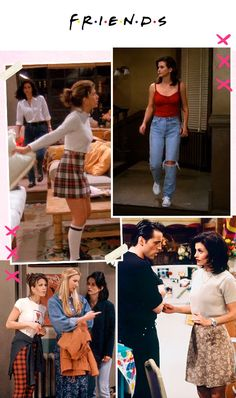 My Favourite Shoes to Wear with Vintage Outfits Outfits 90s, 90s Inspired Outfits, Friend Outfits, Retro Outfits, Cute Outfits, Fashion Outfits, Fashion Trends, Friends Rachel Outfits, Outfit Vintage