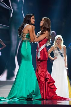 Hit or Miss:  Miss USA Top 6 Onstage Questions