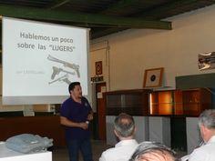 Conferencia pistola Luger II EXPOCAMPEONATODE PISTOLA hISTÓRICO-MILITAR
