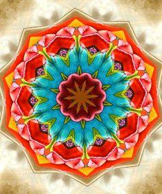 Kaleidoscope 22 by Sabri Husain