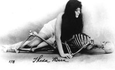 Theda Bara, Death and Maiden