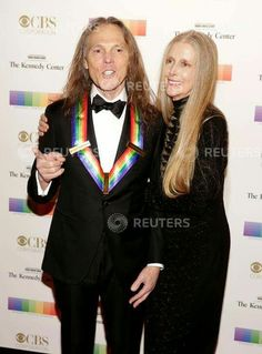 Timothy & wife Jean at The Kennedy Center Honors in DC Fri 12-2-2016