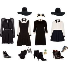 Ahs coven themed outfits