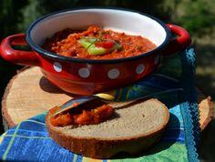 A legfinomabb zakuszka receptje: így készítik az erdélyi háziasszonyok… Chana Masala, Food Inspiration, Chili, Spices, Cooking Recipes, Beef, Breakfast, Ethnic Recipes, Foods