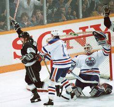 Wayne Gretzky, Edmonton Oilers, Nhl, Hockey, Baseball Cards, Sports, Hs Sports, Field Hockey, Sport