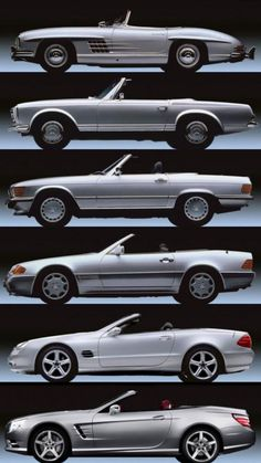 Werfen Sie einen Blick auf das Beste mercedes sl in den Fotos unten ! Image source The evolution of the Mercedes-Benz SL Roadster from its introduction in 1952 through to the new Continue Reading → Mercedes Auto, Mercedes Benz Forum, Mercedes Benz Autos, Mercedes Sl500, Mercedes Models, Bmw S1000rr, Automobile, Mercedez Benz, Auto Retro
