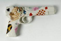 gun by Pauline Wiertz
