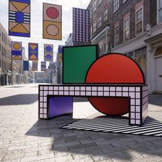 12 must-see exhibitions and events at London Design Festival 2019 London Design Week, London Design Festival, Brunswick House, Big Architects, Brick Lane, Pent House, Lounge Areas, Luxury Apartments, Public Art
